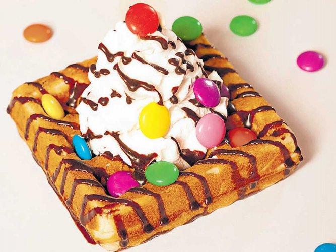 Meet the waffle lot