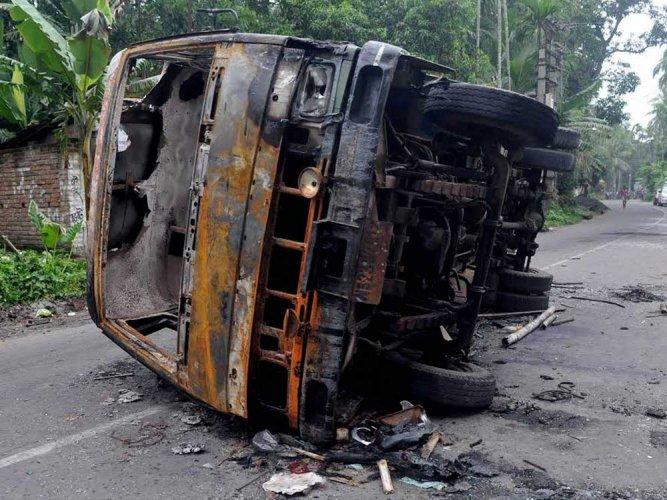 Riot-hit Basirhat tense but under control: Official