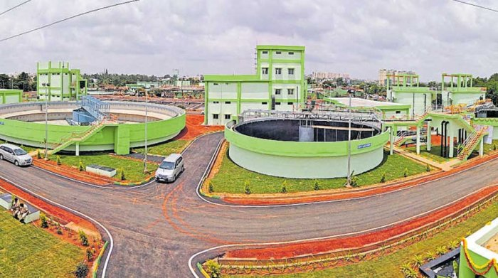 Three new STPs opened; outflow of waste water to be reduced