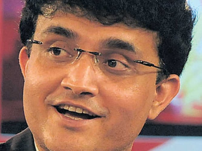 Ganguly flooded with wishes on his 45th birthday