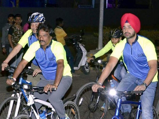Nashik Cyclist Foundation chief Virdi dies while cycling