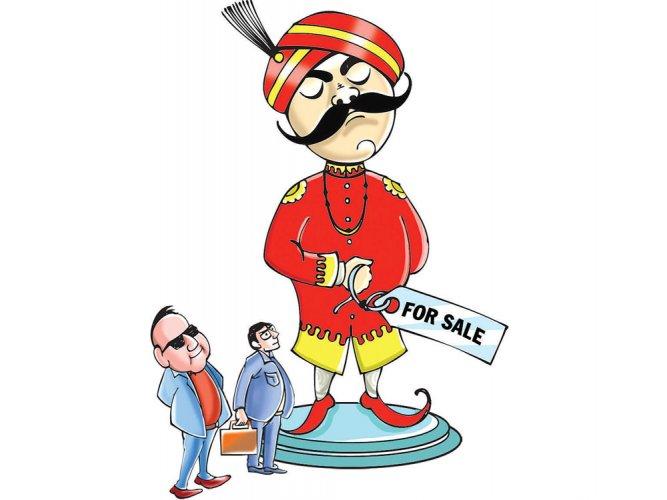 The Maharajah of debt