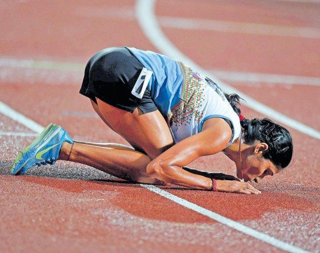 Fighter Sudha shines bright