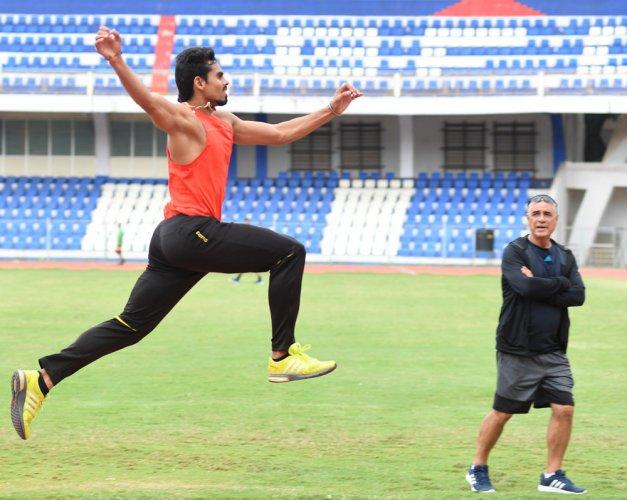 Bedrosian back as India coach