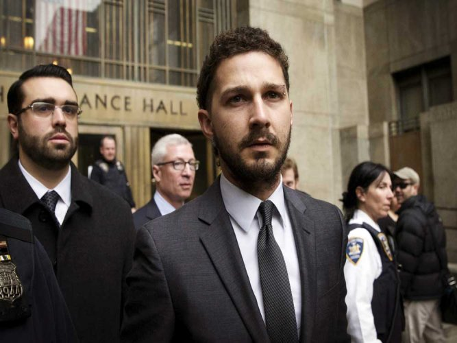 Shia LaBeouf arrested on obstruction, public drunkenness charges