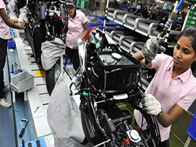 Women in manufacturing, may your tribe increase: 2-wheeler cos