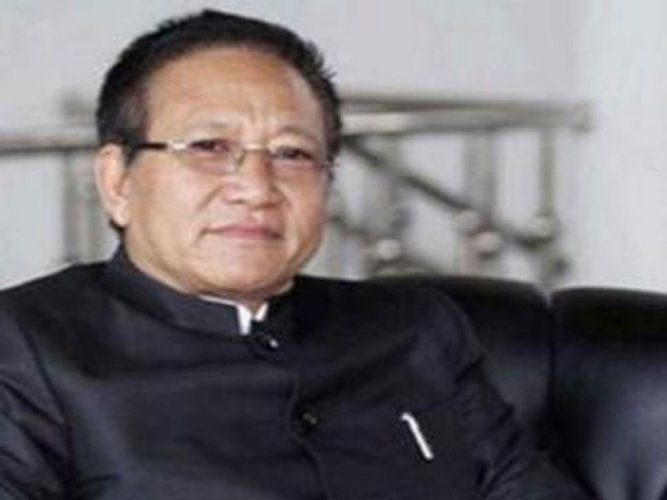 Nagaland crisis: Zeliang stakes claim to form govt