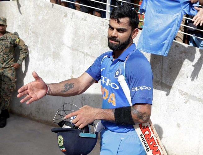 Didn't deserve to win, says Kohli