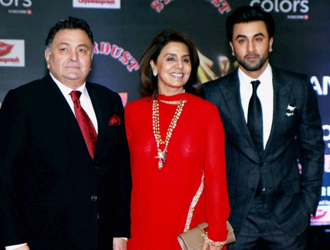 I aspire to be like my father but I am far from it: Ranbir