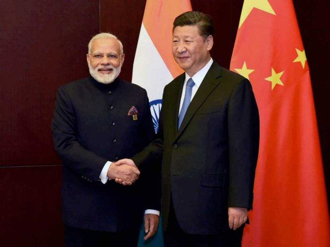No bilateral meeting took place between Modi and Xi: China
