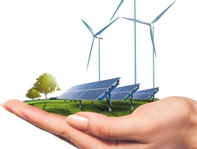 Promise of renewable energy