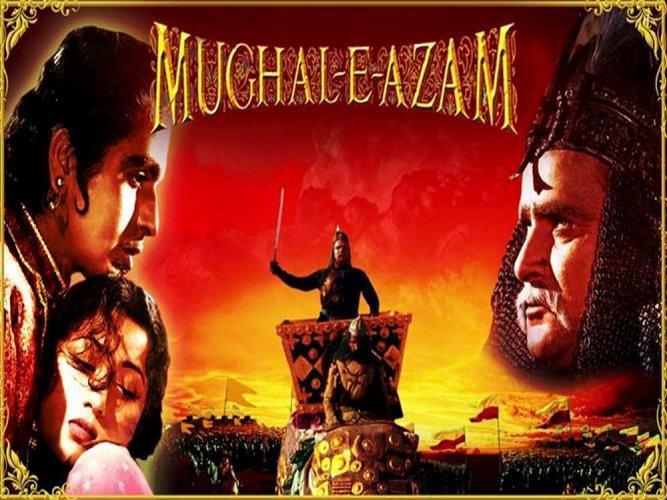 UK plans unique 'Mughal-e-Azam' tribute