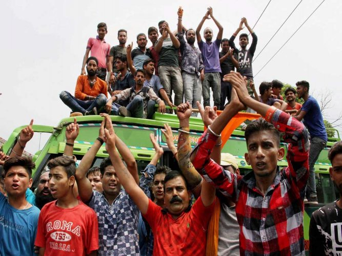 Attack on pilgrims: Officials fear communal tension
