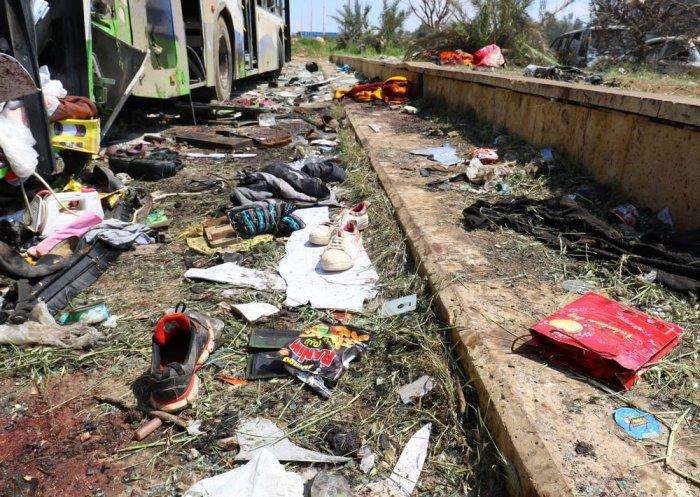 4 suicide bombers kill 15 in Maiduguri, Nigeria: police