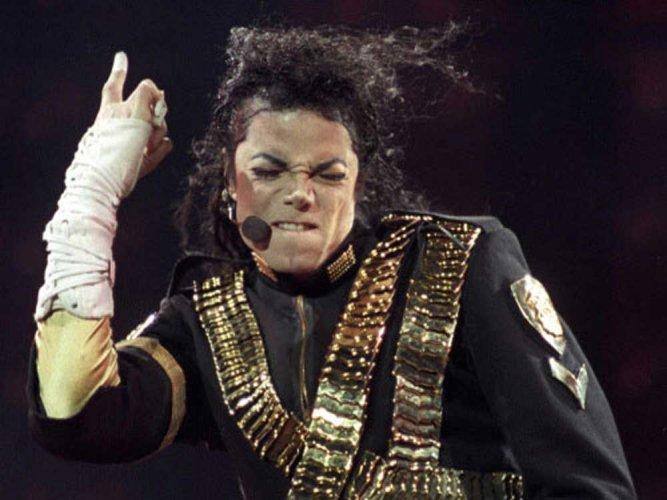 Michael Jackson's unreleased album up for auction