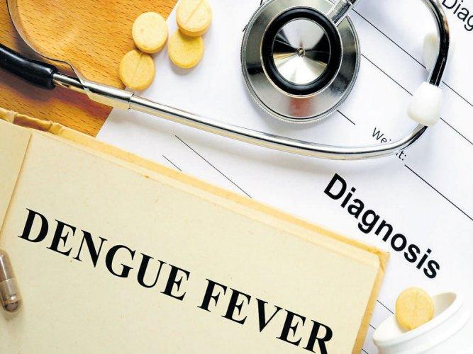 Child dies of dengue