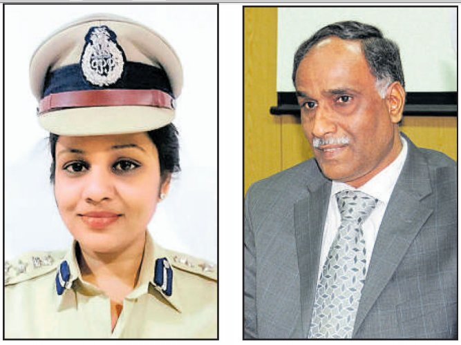 Roopa not aware of prison rules, says DGP, denies charges