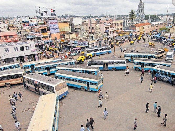 Shivajinagar to get a facelift under Smart City project