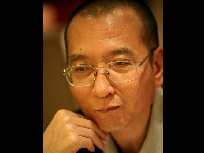 China says awarding Nobel Prize to Liu Xiaobo was 'blasphemy'