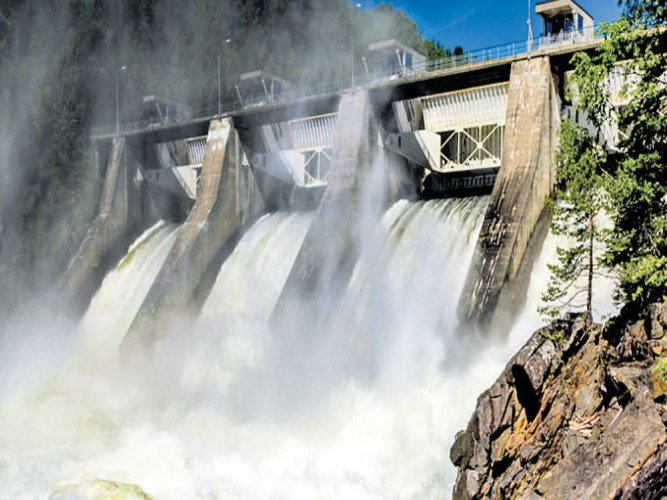 Cabinet may consider new hydro power policy this month