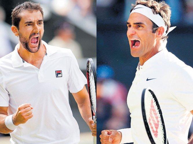 Federer's 'giant' challenge