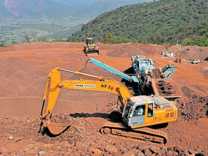 CEC favours cancellation of 20 iron ore mine leases in state