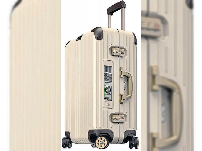Best luggage for the frequent traveller