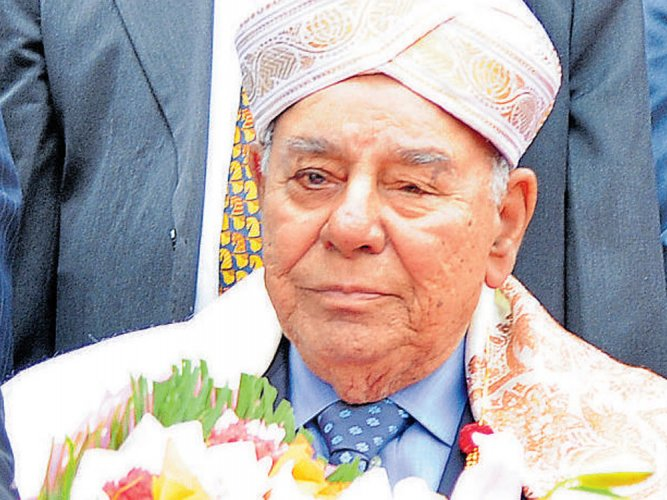 Legendary trainer Byramji feted at BTC