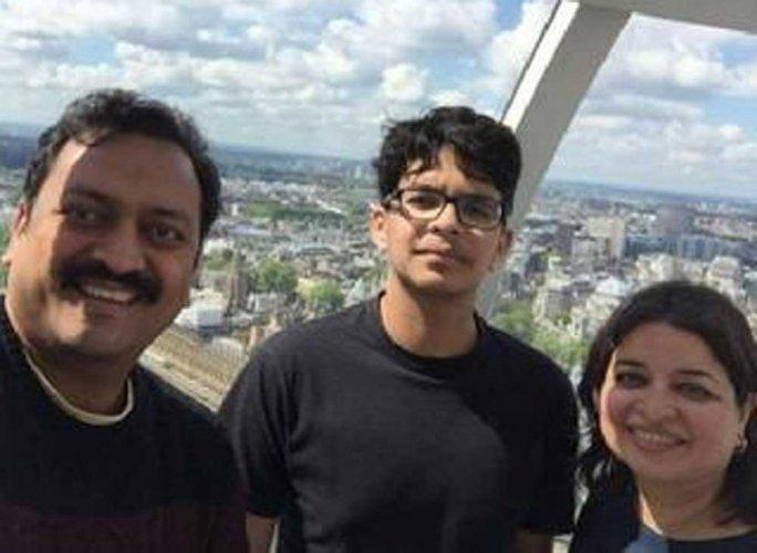 Son of top IAS couple found dead in Mumbai