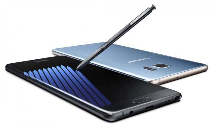 Samsung to recover rare metals, components from Galaxy Note 7