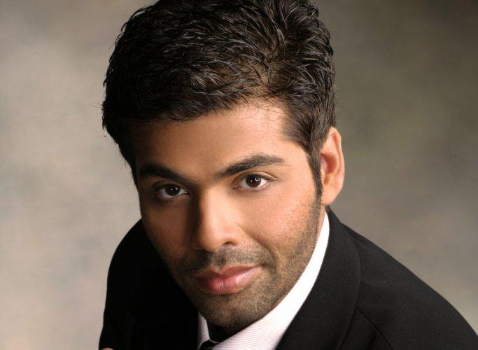 Karan Johar shares first glimpse of his twins
