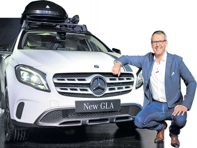 Mercedes strengthens SUV spread