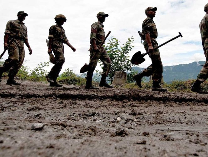 US expresses concern over Indo-China border stand off