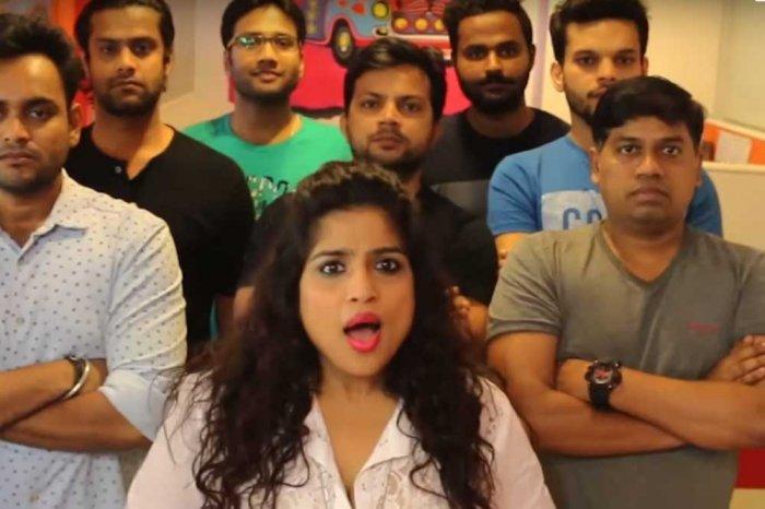 Sena slams RJ for parody on BMC