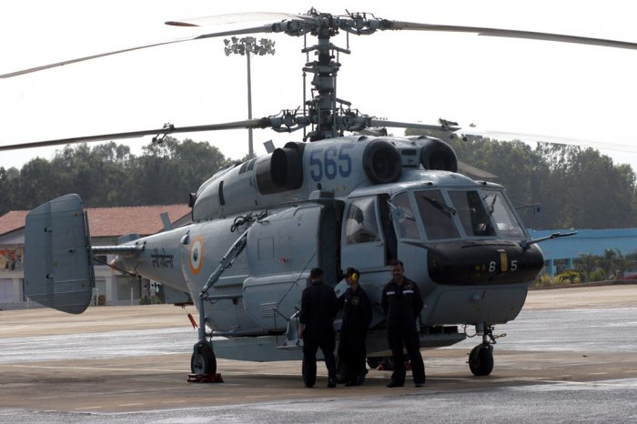 'Kamov delivery to start in 2 years after contract signing'
