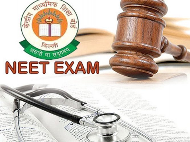 Protest against NEET  in TN  on July 27