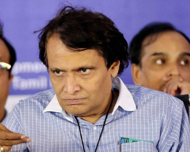 Cyber security a priority area for railways: Prabhu