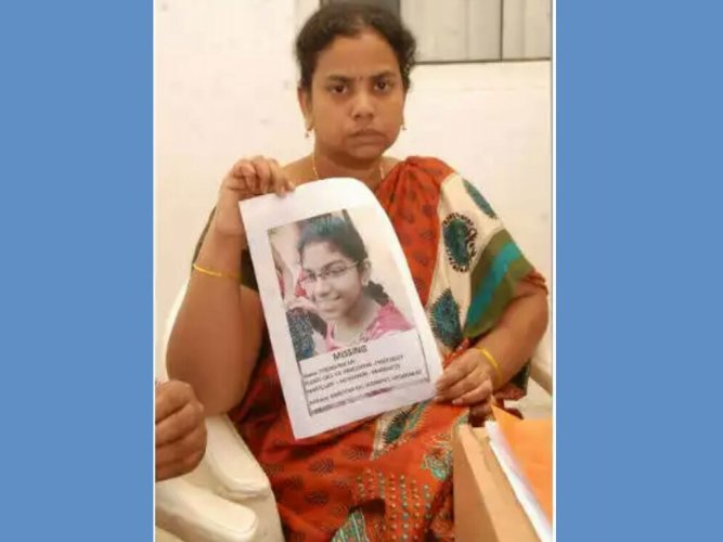 The curious case of missing girl Poornima Sai aka Anika Shree