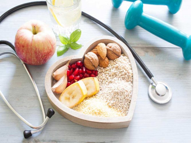 Tackle diabetes with diet & dedication