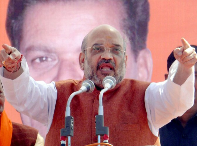 Ram temple should be constructed in legal manner: Shah