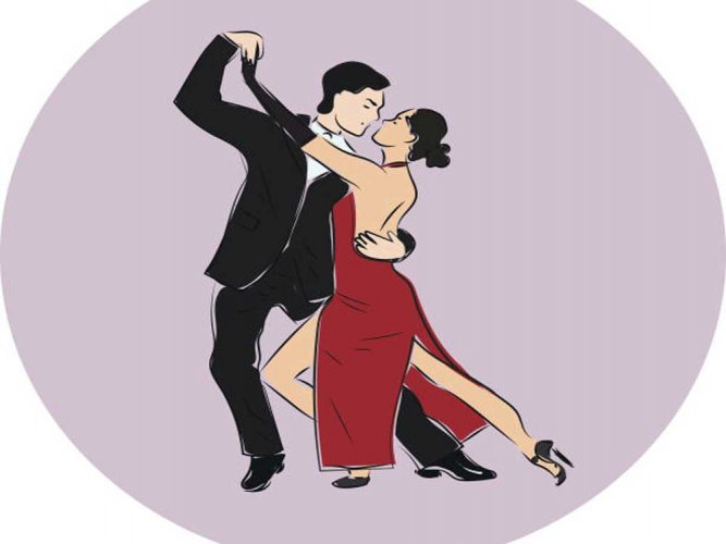It's the time to tango...