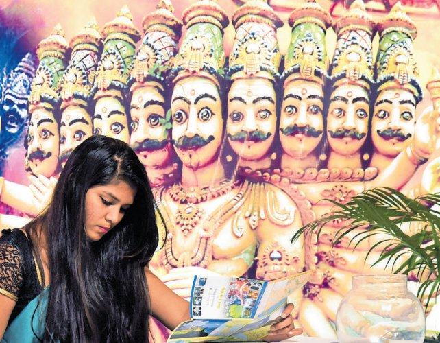 Sri Lanka keen to extend India's Ramayana circuit