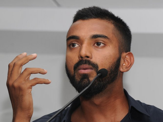 K L Rahul ruled out of first Test with viral fever
