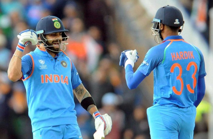 Pandya has a great chance of playing: Kohli