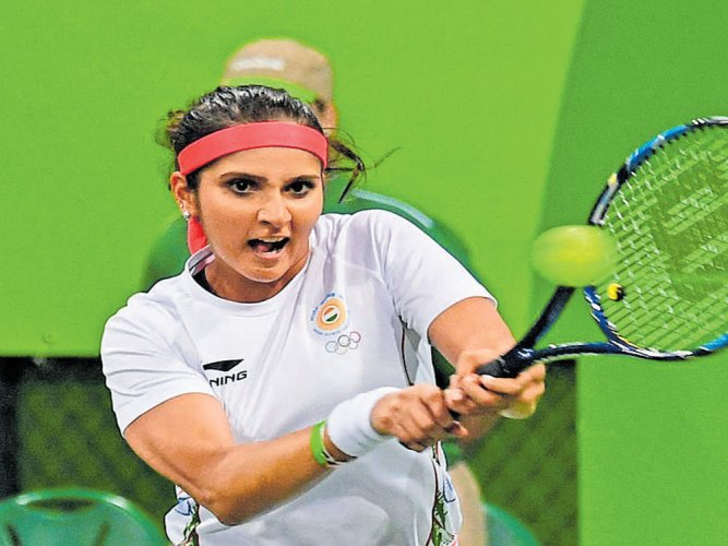 Women's tennis in India needs a big jump, says Sania Mirza