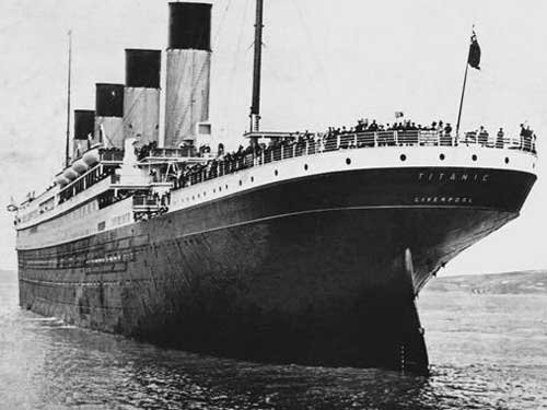 James Cameron making 20th anniversary documentary on 'Titanic'
