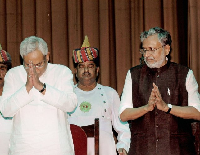 Trapped by BJP, this could be Nitish's last innings