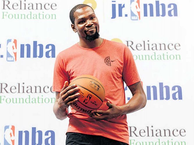 'India needs to be patient for a basketball star'
