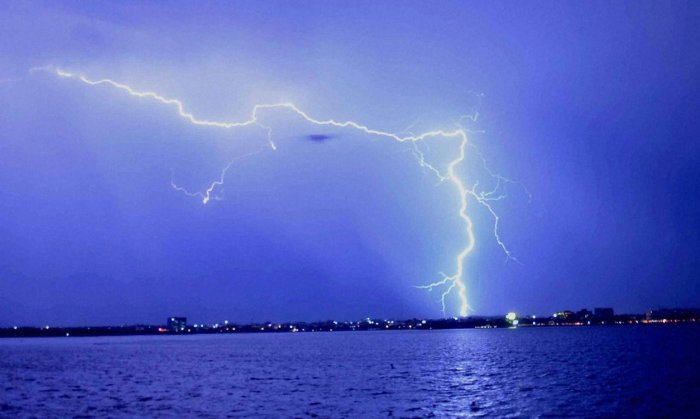 Lightning strikes in Odisha kill 11