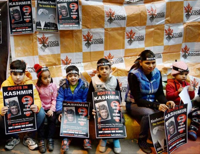 Situation not conducive for return to valley: Kashmiri Pandits